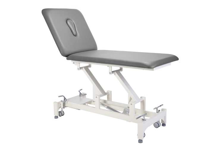 Everyway4all CA20 (DUO) 2-Section Treatment Table GREY