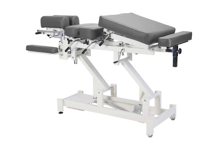 Everyway4all CA130 (CHIROMA) Chiropractic Table GREY