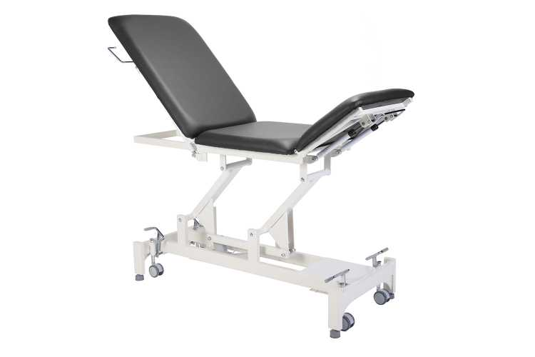 Everyway4all EU25 (TRISTAR) 3-Section Treatment Table BLACK
