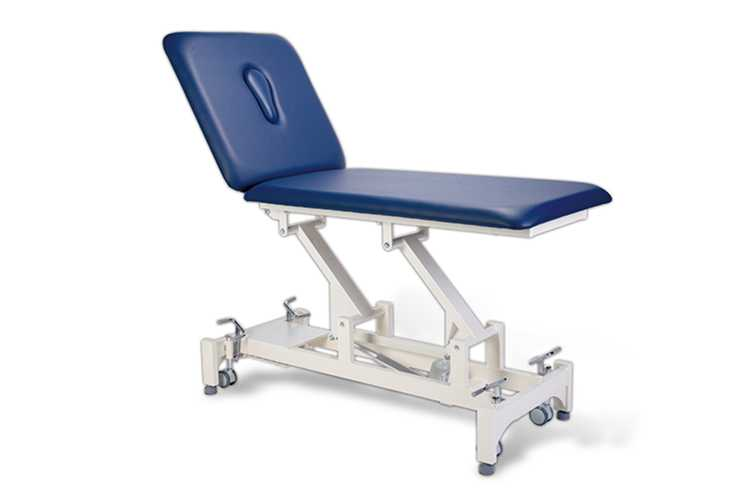 Everyway4all CA20 (DUO) 2-Section Treatment Table BLUE