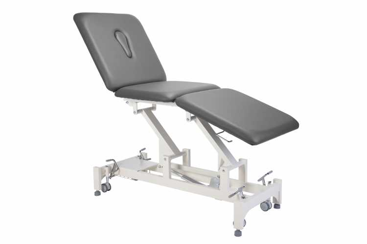 Everyway4all CA65 (TRIO) 3-Section Treatment Table GREY