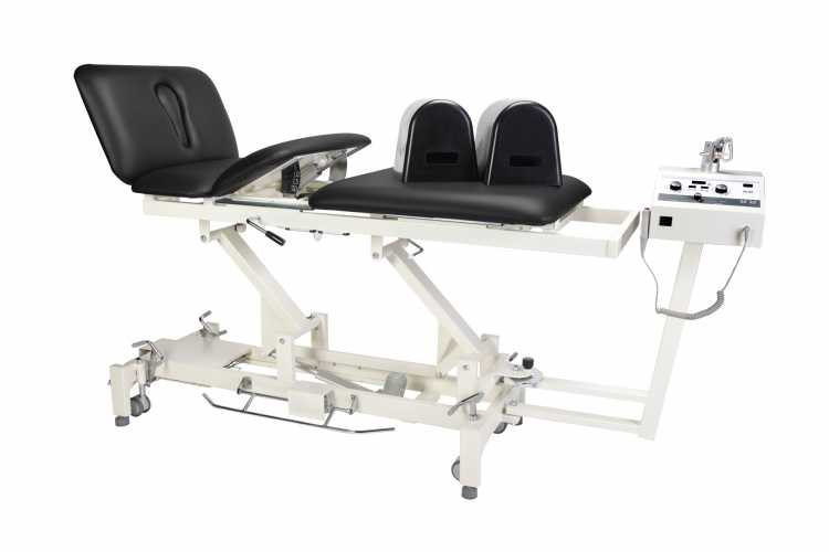 Everyway4all EU300 (TRACTION-t) Traction Table BLACK