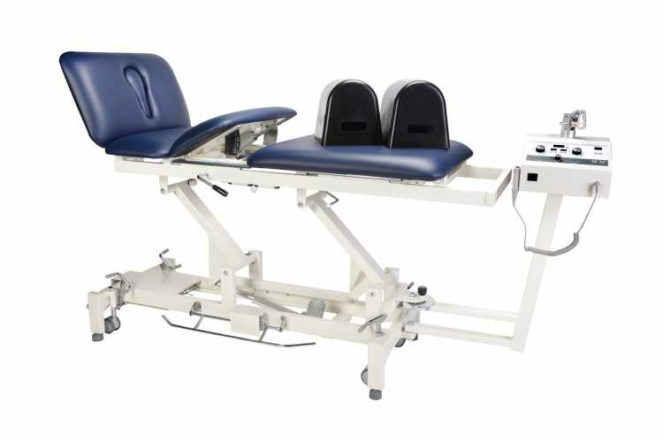 Everyway4all EU300 (TRACTION-t) Traction Table BLUE