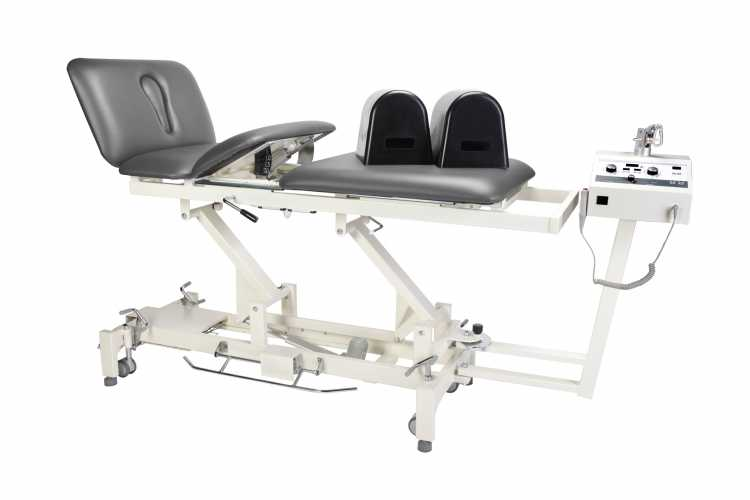 Everyway4all EU300 (TRACTION-t) Traction Table GREY